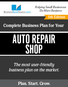 The Business Plan for Your Auto Repair Shop