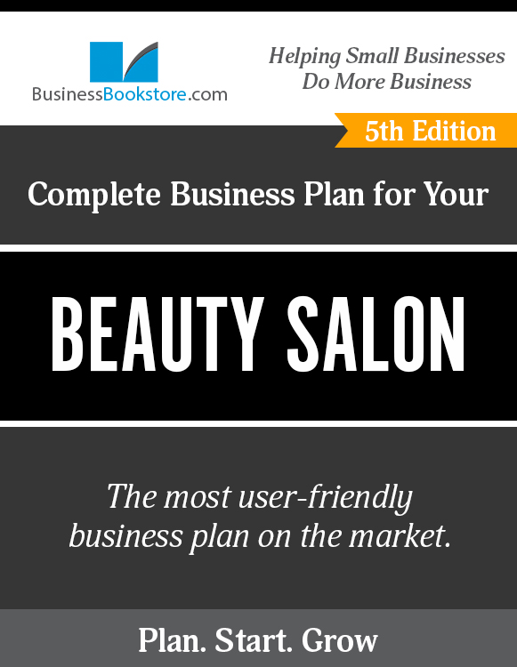 The Business Plan for Your Beauty Salon eBook