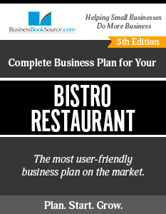 The Business Plan for Your Bistro Restaurant