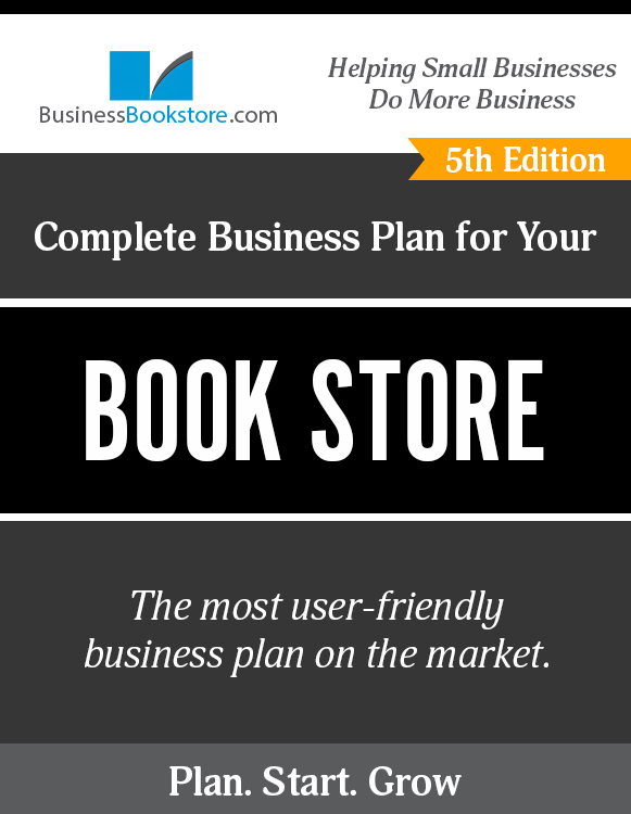 The Business Plan for Your Book Store eBook