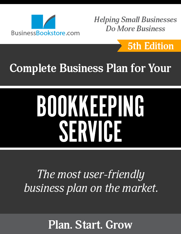 The Business Plan for Your Bookkeeping Service eBook