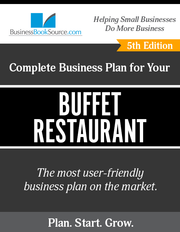 The Business Plan for Your Buffet Restaurant