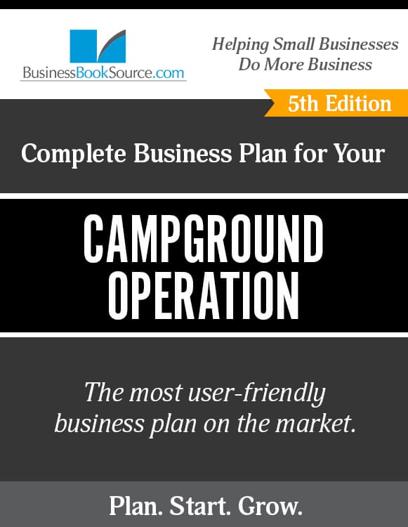 The Business Plan for Your Campground Operation