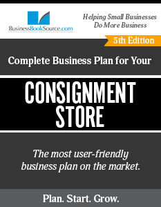 The Business Plan for Your Consignment Store