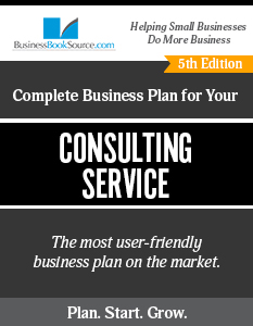 Consulting Service Business Plan