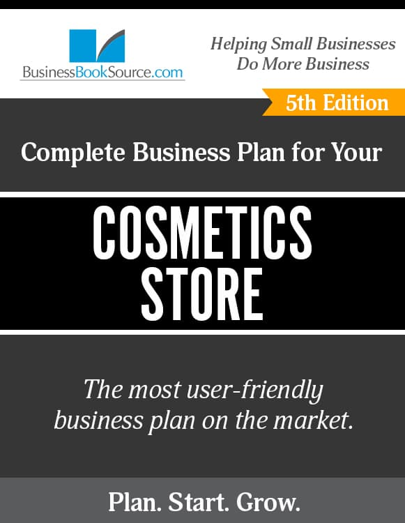 The Business Plan for Your Cosmetics Store