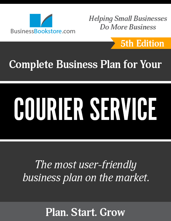 The Business Plan for Your Courier Service eBook