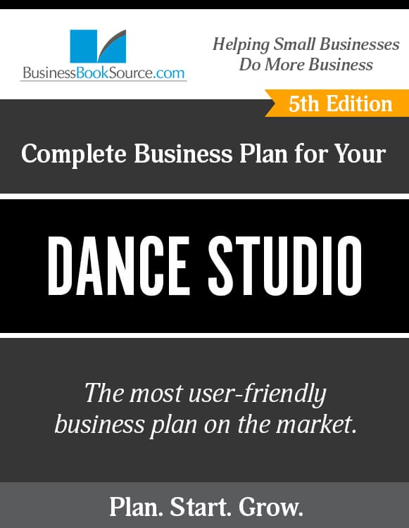 The Business Plan for Your Dance Studio