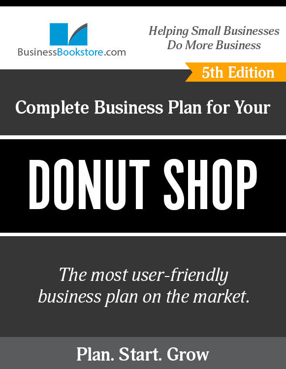 The Business Plan for Your Donut Shop