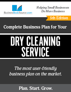 Business Plan for Your Dry Cleaning Service