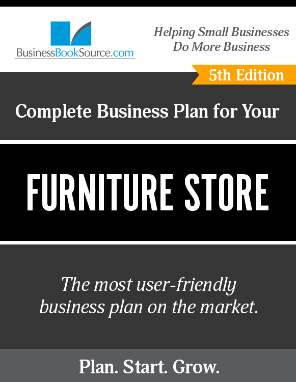 The Business Plan for Your Furniture Store