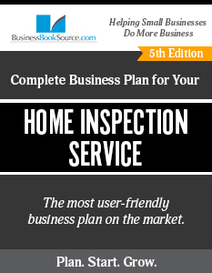 Home Inspection Service Business Plan