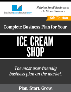 Ice Cream Store Business Plan