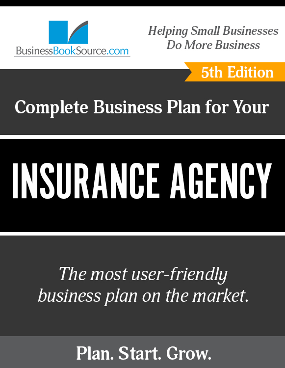 The Business Plan for Your Insurance Agency eBook