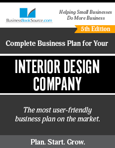 Interior Design Company Business Plan