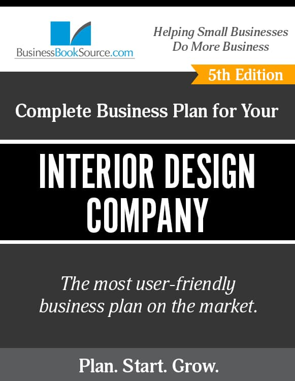 The Business Plan for Your Interior Design Company