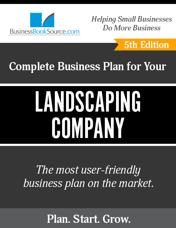 The Business Plan for Your Landscaping Service