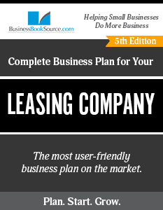 Leasing Company Business Plan