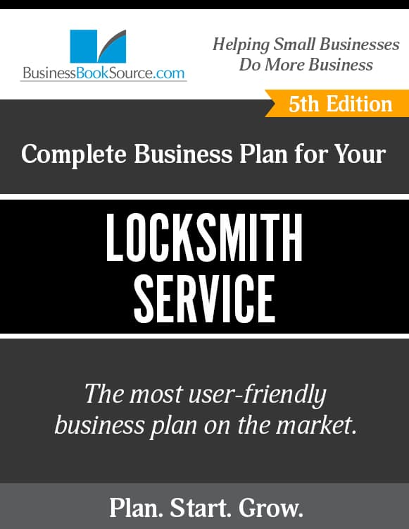The Business Plan for Your Locksmith Service