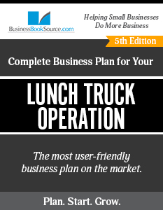 Lunch Truck Operation Business Plan