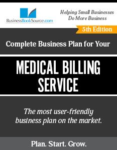 Medical Billing Service Business Plan