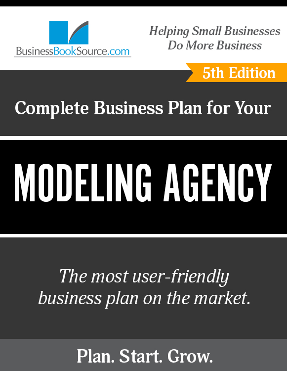 The Business Plan for Your Modeling Agency