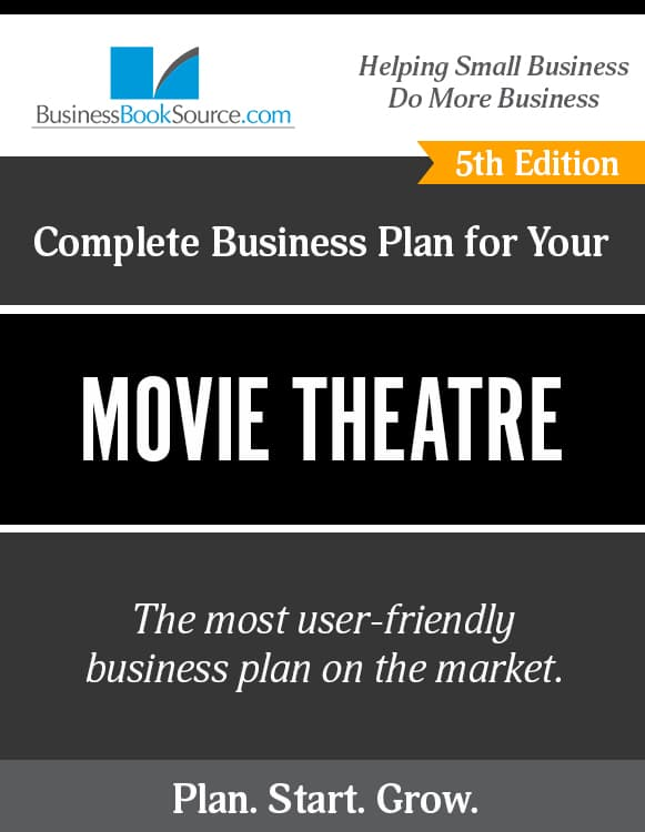 The Business Plan for Your Movie Theater