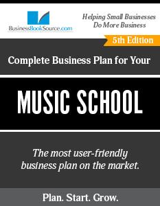 Music School Business Plan