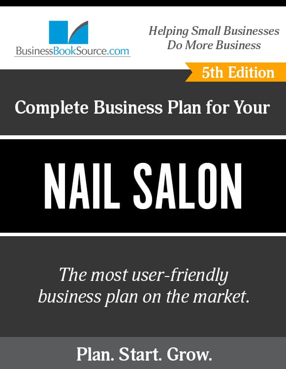 The Business Plan for Your Nail Salon