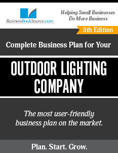 Outdoor Lighting Company Business Plan