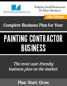 The Business Plan for Your Painting Contractor Business
