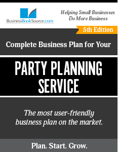Party Planning Service Business Plan