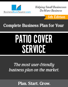 Patio Cover Service Business Plan