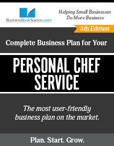 Personal Chef Service Business Plan
