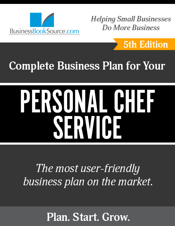 The Business Plan for Your Personal Chef Service
