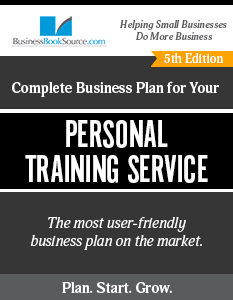 Personal Trainer Service Business Plan