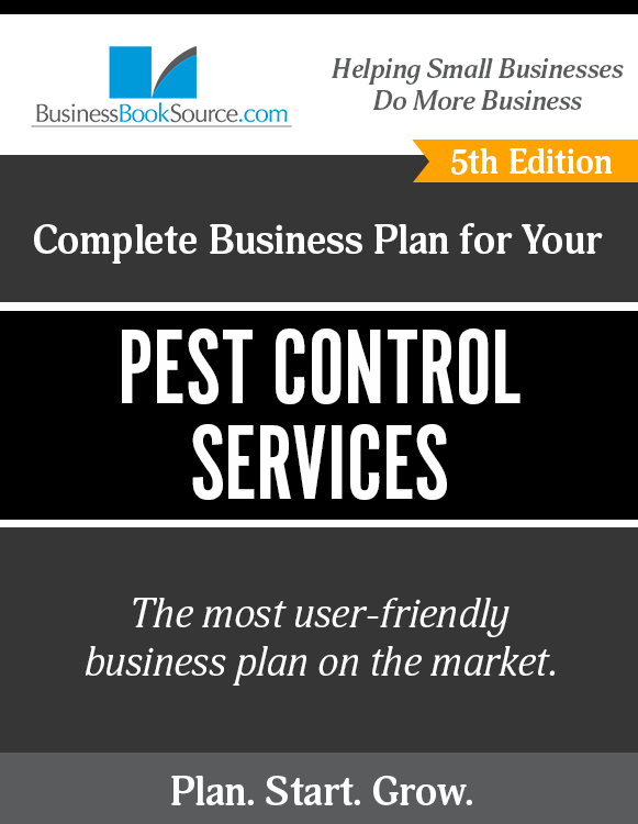The Business Plan for Your Pest Control Service