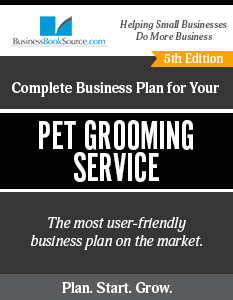 The Business Plan for Your Pet Grooming Service