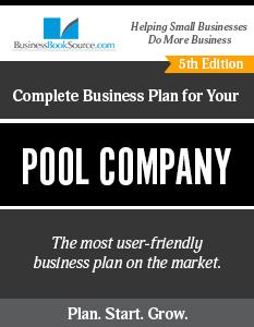 Pool Company Business Plan