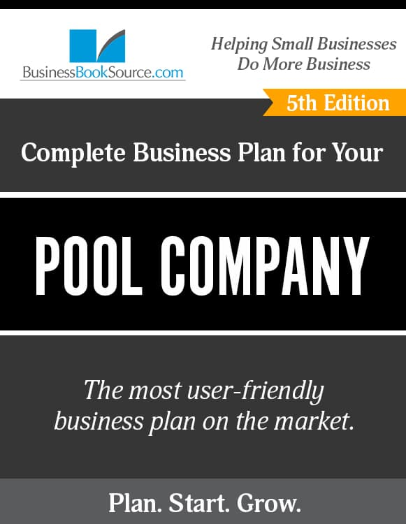The Business Plan for Your Pool Company