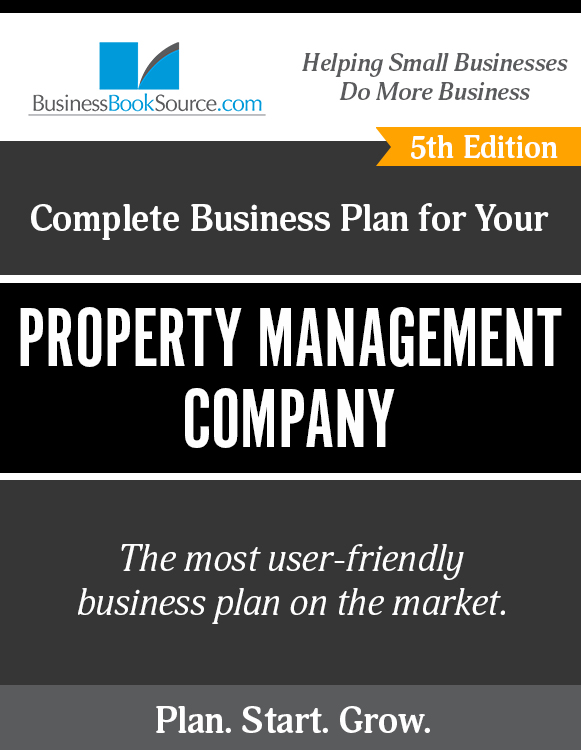 The Business Plan for Your Property Management Company
