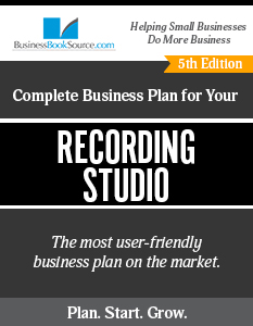 The Business Plan for Your Recording Studio