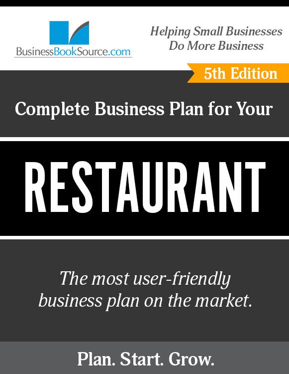 The Business Plan for Your Restaurant