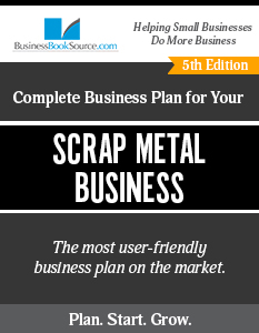 Scrap Metal Business Business Plan