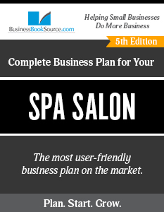 Spa Salon Business Plan
