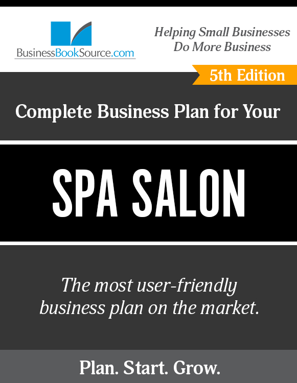 The Business Plan for Your Spa Salon