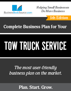 Tow Truck Service Business Plan