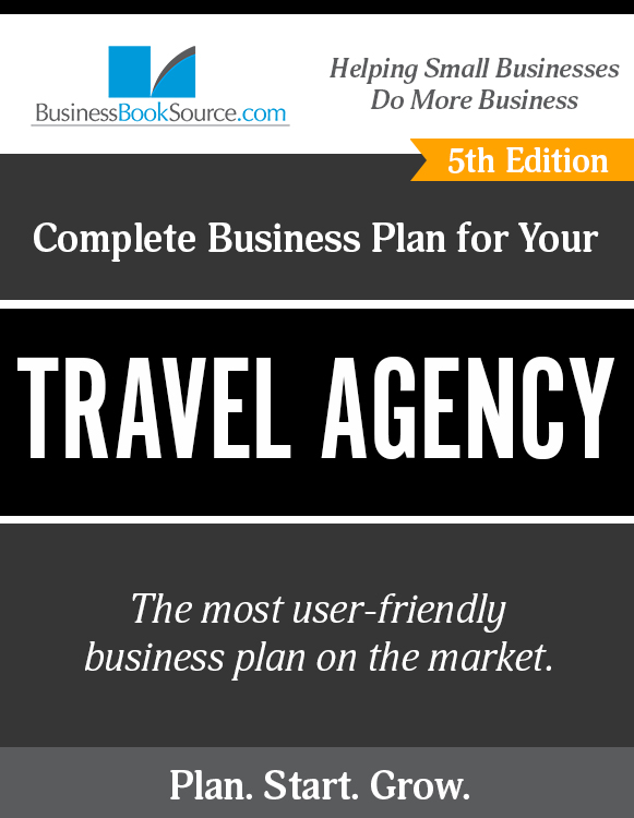 The Business Plan for Your Travel Agency