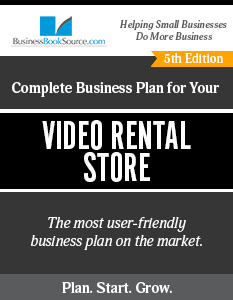 Video Rental Store Business Plan