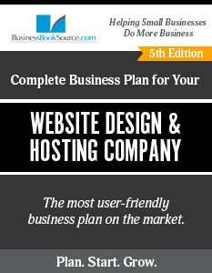 Website Design and Hosting Company Business Plan